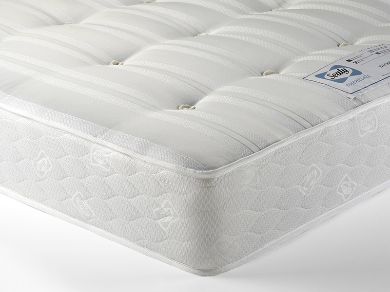 Sealy Backcare Firm 3\' Single Mattress Image0 Image