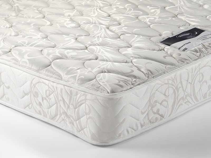 Silentnight Miracoil Sleep 4\' Small Double Mattress Image0 Image