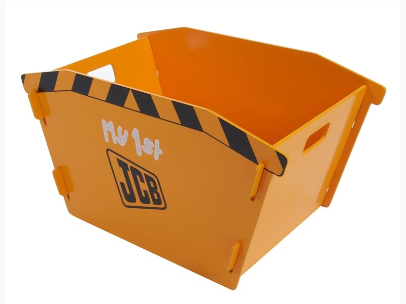 JCB Skip Toy Box Main Image