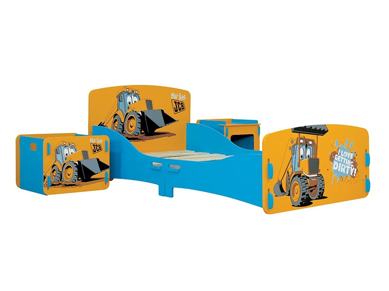 Kidsaw JCB Room in a Box Bedroom Set Image0 Image