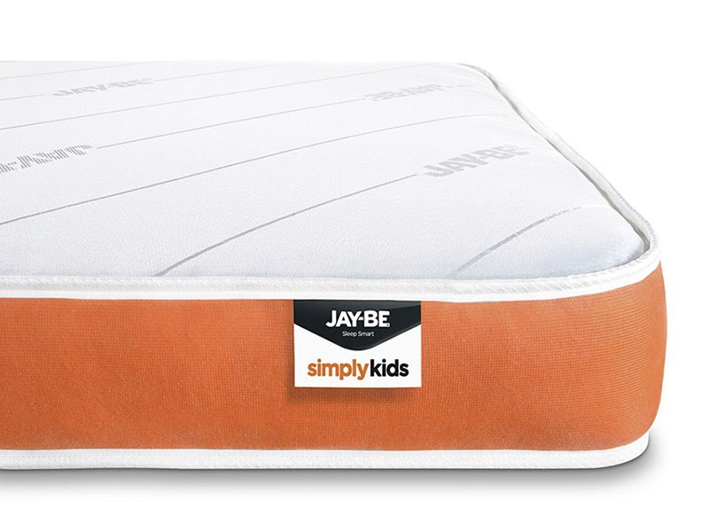 Simply Kids Foam Free Sprung Mattress Image0 Image