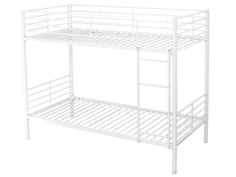 Furniture Express Apollo White 3\' Single Bunk Bed Image0 Image