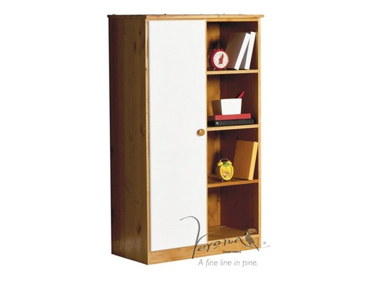 Avola 1 Door & 4 Shelf Cupboard Main Image