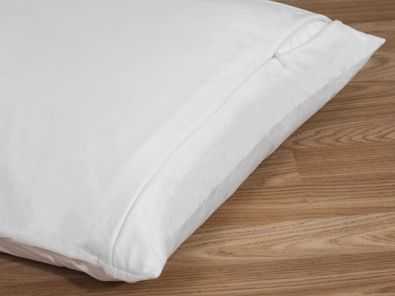 Allerzip Smooth Pillow Protector Twin Pack Main Image