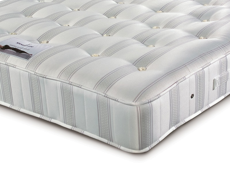 Sleepeezee Amethyst 1000 4\' 6 Double Mattress Image0 Image