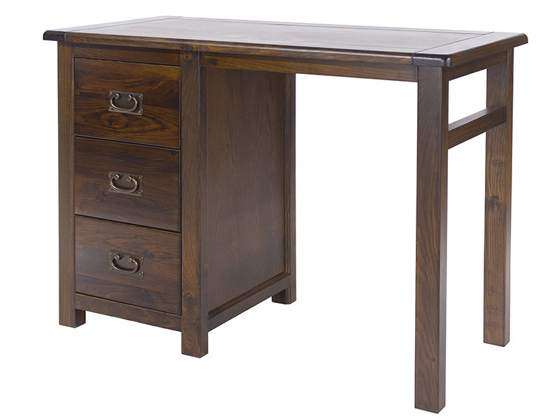 Boston Single Pedestal Dressing Table  Main Image