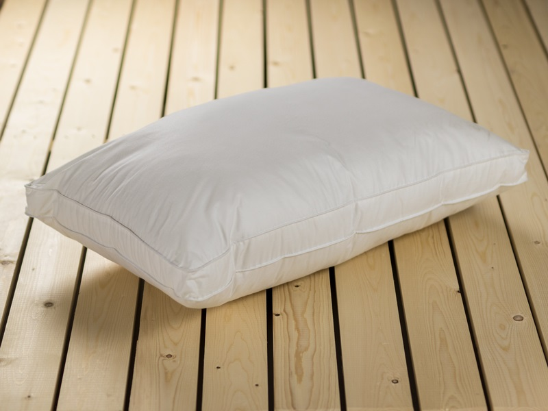 The Back Sleeper Feather Pillow Main Image