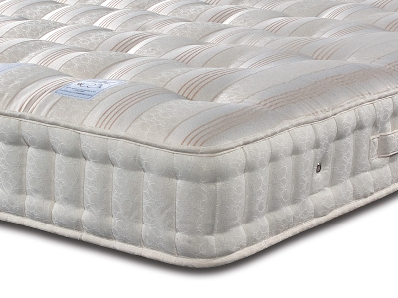 Sleepeezee Backcare Extreme 1000 4\' 6 Double Mattress Image0 Image