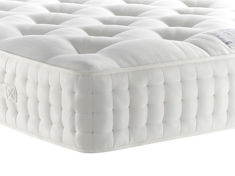 Relyon Balmoral Soft 5\' King Size Zip And Link Mattress Image0 Image