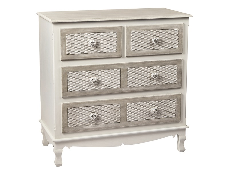 Brittany Drawer Chest Main Image