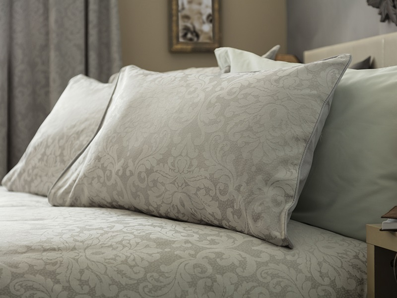 Bromley Jacquard Pillow Case Main Image