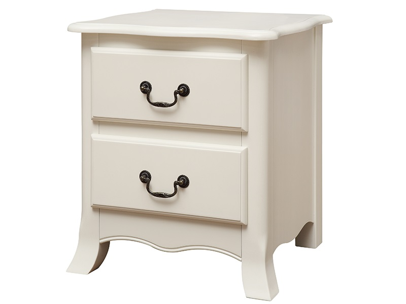Furniture Express Chantilly 2 Drawer Bedside Chest Image0 Image