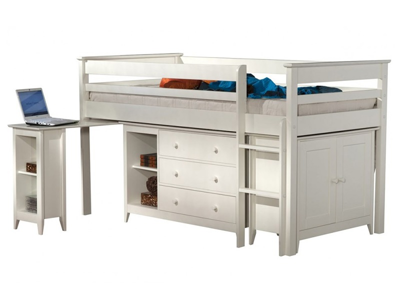 Cotswold Midi (Sleep Station) Ivory Main Image