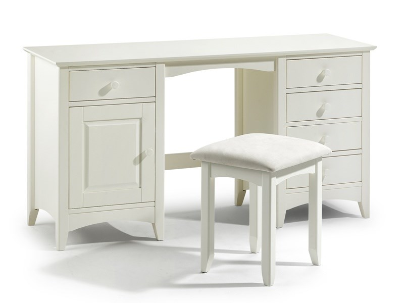 Cameo Twin Pedestal Dressing Table Image0 Image