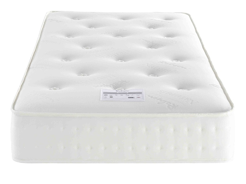 Relyon Classic Natural Deluxe 4\' 6 Double Mattress Image0 Image