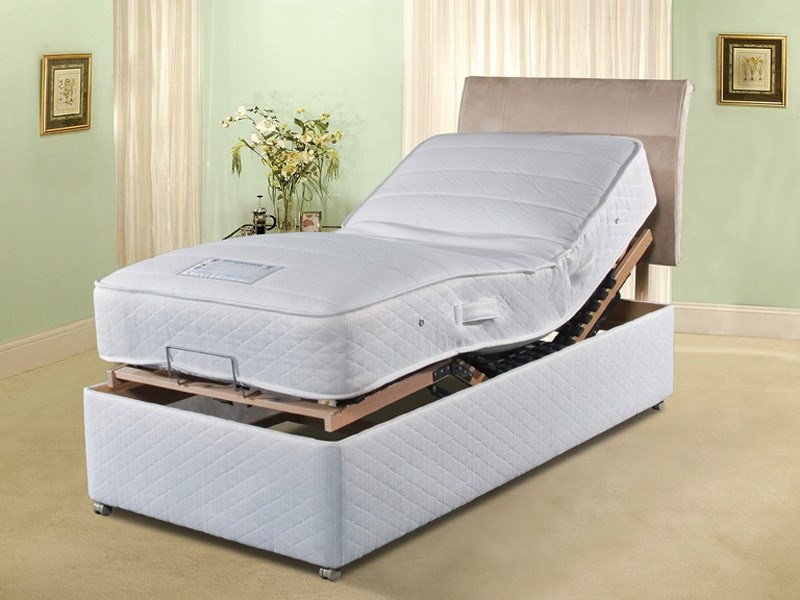 Sleepeezee Cool Comfort Adjustable Mattress Only 3\' x 6\'6 Special Size Electric Bed Image0 Image