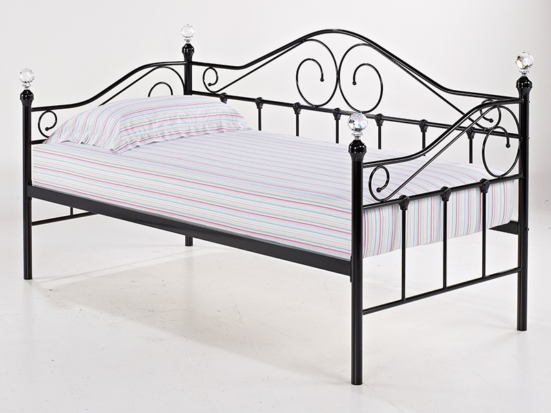 Florence Daybed Black Main Image
