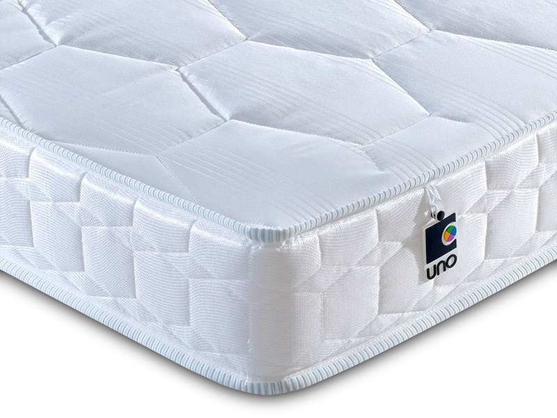 UNO Deluxe 4\' 6 Double Mattress Image0 Image