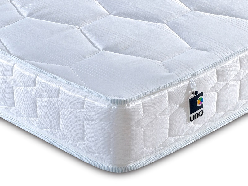 UNO Deluxe Firm 4\' Small Double Mattress Image0 Image