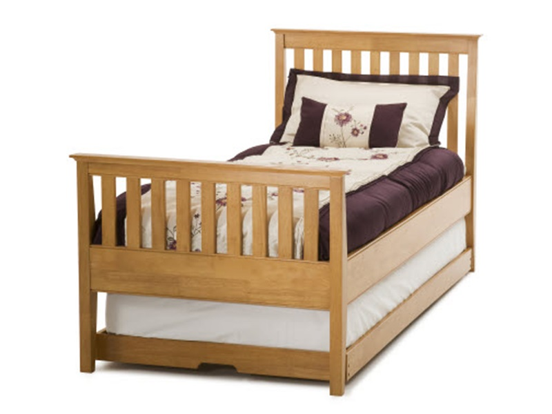 Grace High Footend Guest Bed Main Image