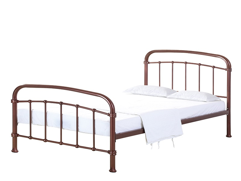 Furniture Express Halston 3\' Single Metal Bed Image0 Image