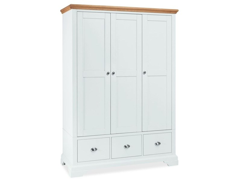 Hampstead Triple Wardrobe Main Image