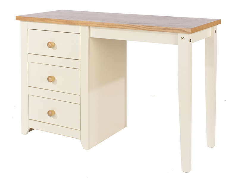 Jamestown Single Pedestal Dressing Table Main Image