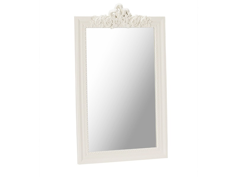 Furniture Express Juliette Wall Mirror White Mirror Image0 Image