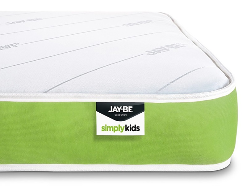 Simply Kids Anti-Allergy Foam Free Sprung Main Image