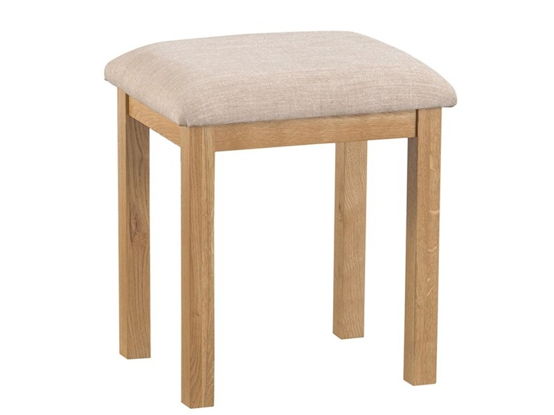 Sheringham Dressing Table Stool Main Image