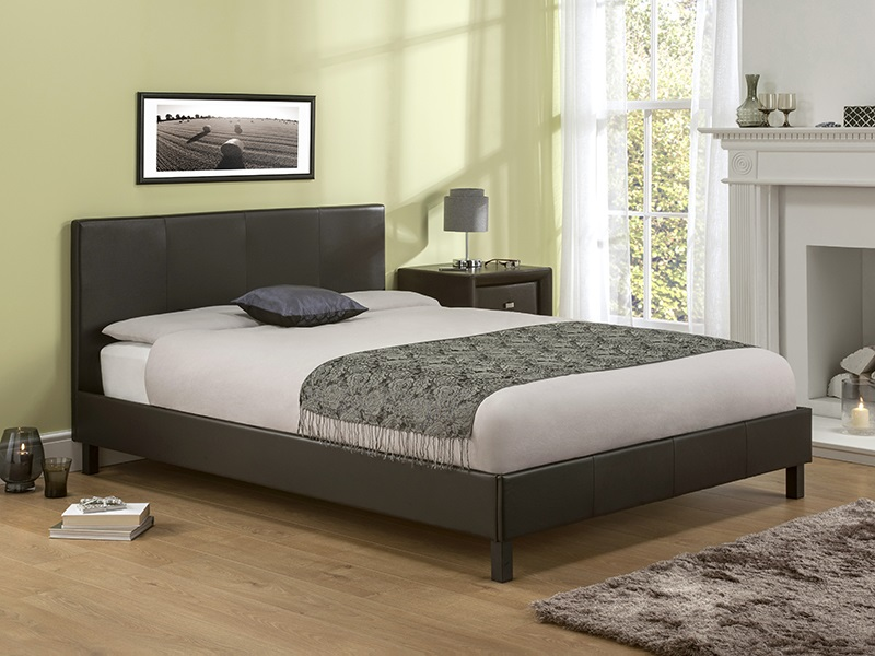 Buy Cheap 5'0 King Size Bed Frames at Mattressman