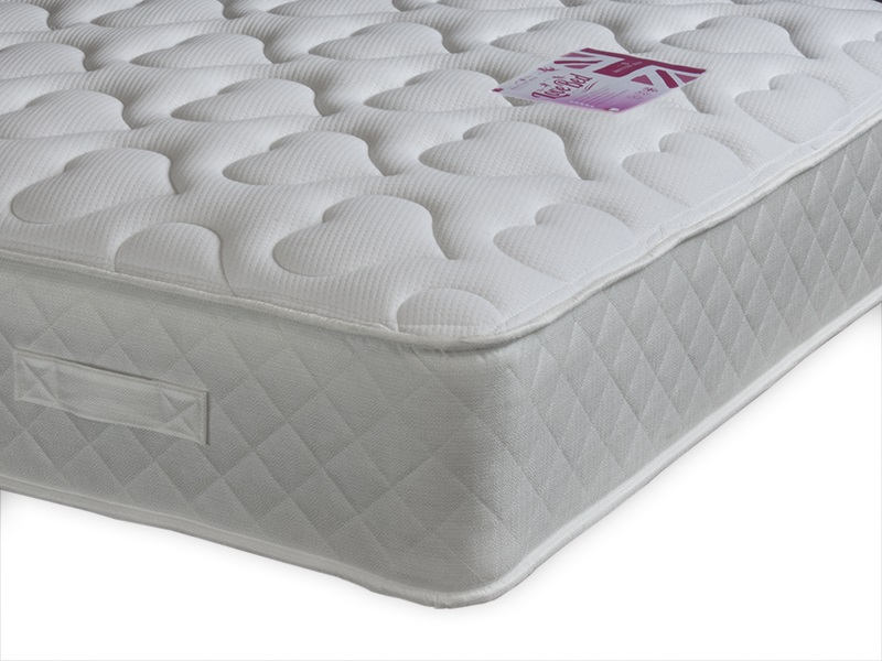 DMG 6319 British Bed Company The Love Bed Mattress Main Image