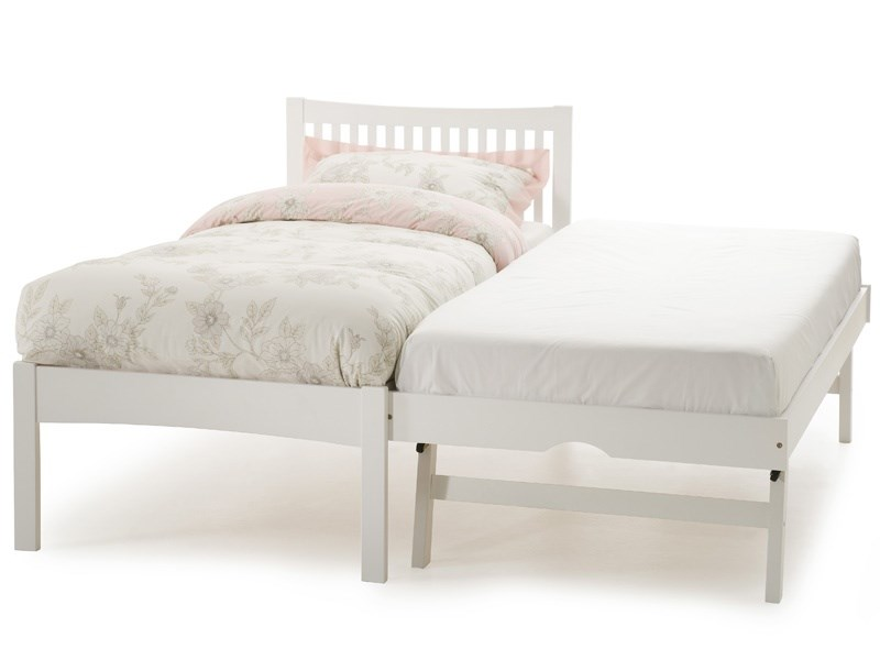 Mya Guest Bed Opal White Image0 Image