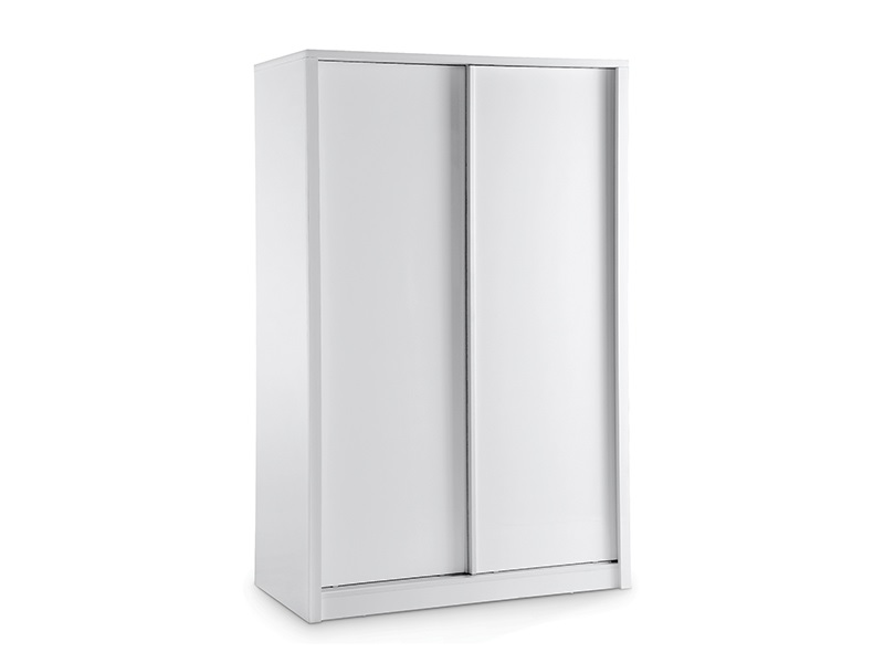 Novello White 2 Door Sliding Main Image
