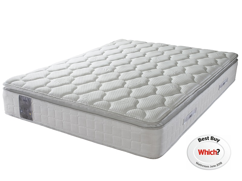 Sealy Nostromo 1400 3\' Single Mattress Image0 Image