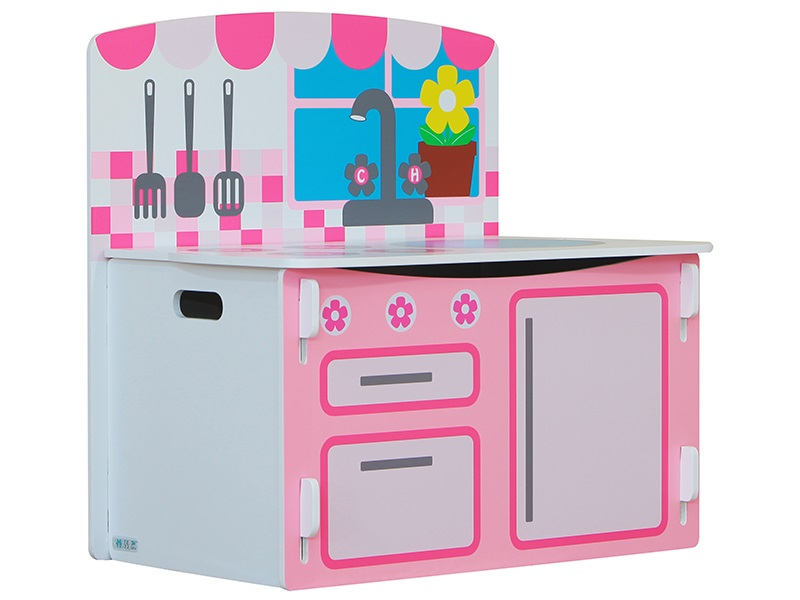 Kidsaw Kitchen Play-box Toy Box Image0 Image