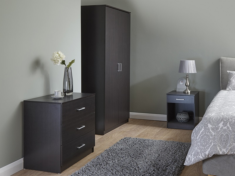Panama Espresso 3-Piece Bedroom Set Main Image