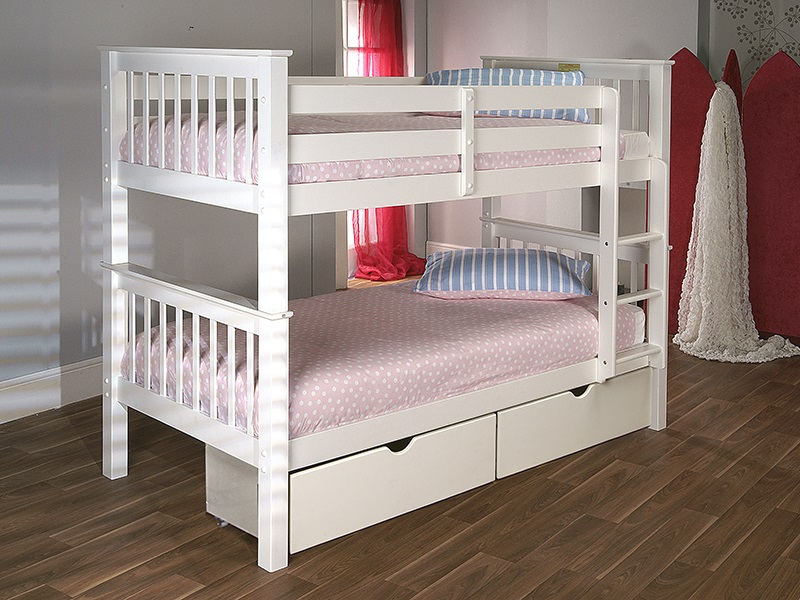Limelight Pavo Bunk 3\' Single Natural Bunk Bed Bunk Bed Image0 Image