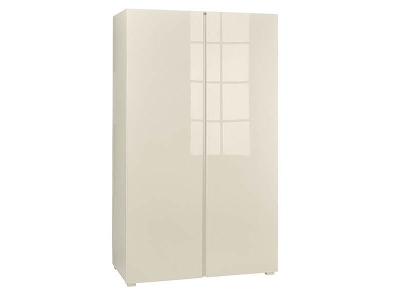 Furniture Express Puro 2 Door Wardrobe Gloss Cream Wardrobe Image0 Image