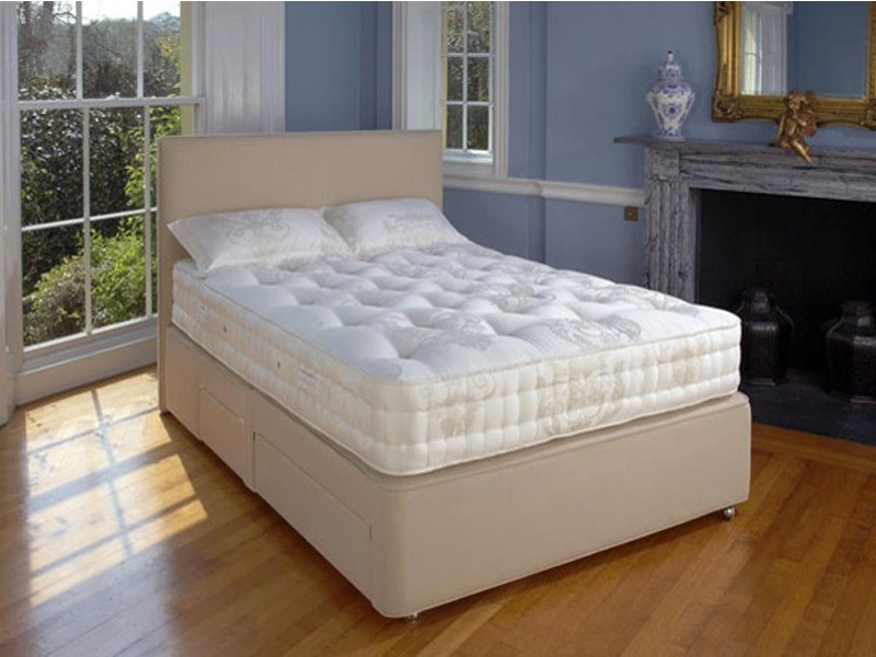 Balmoral (Firm) Zip And Link Divan Set Main Image