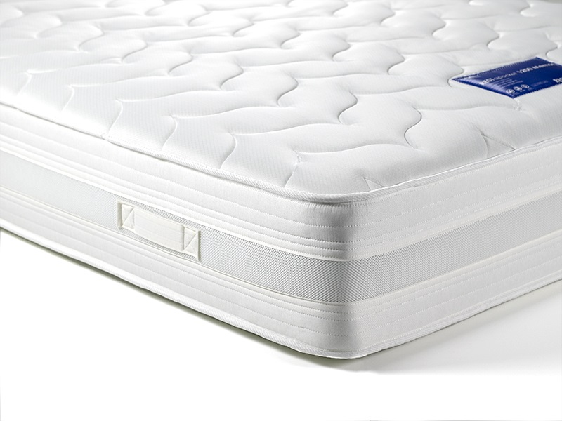 Restopaedic Restapocket 1200 Memory 6\' Super King Mattress Image0 Image