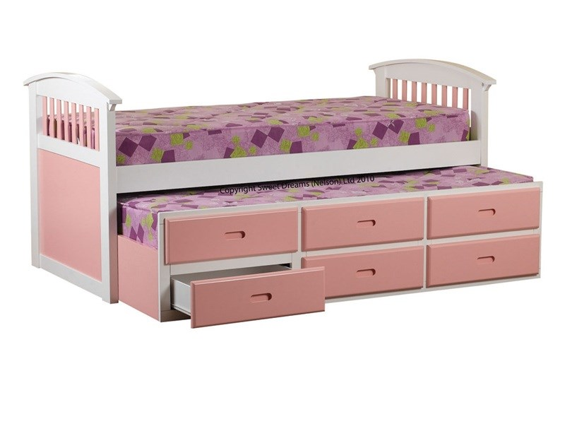 Ruby Captains Bed Frame Main Image