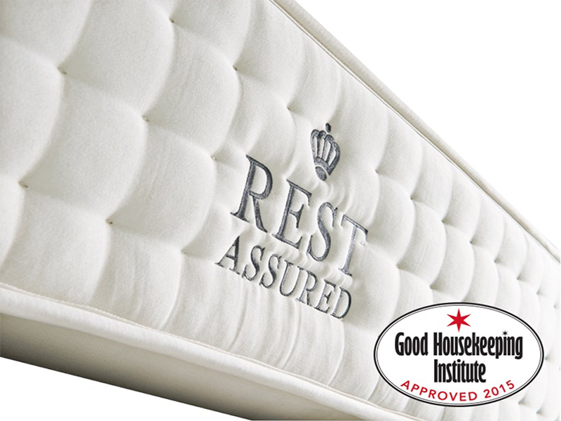 Rest Assured Rufford 4\' 6 Double Mattress Image0 Image