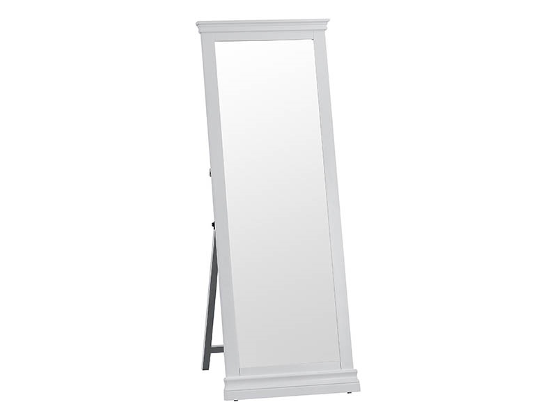 Cambridge Grey Cheval Mirror Main Image
