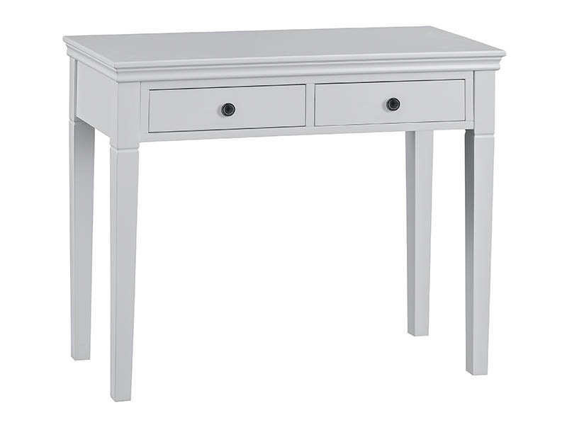 Cambridge Grey Dressing Table Main Image