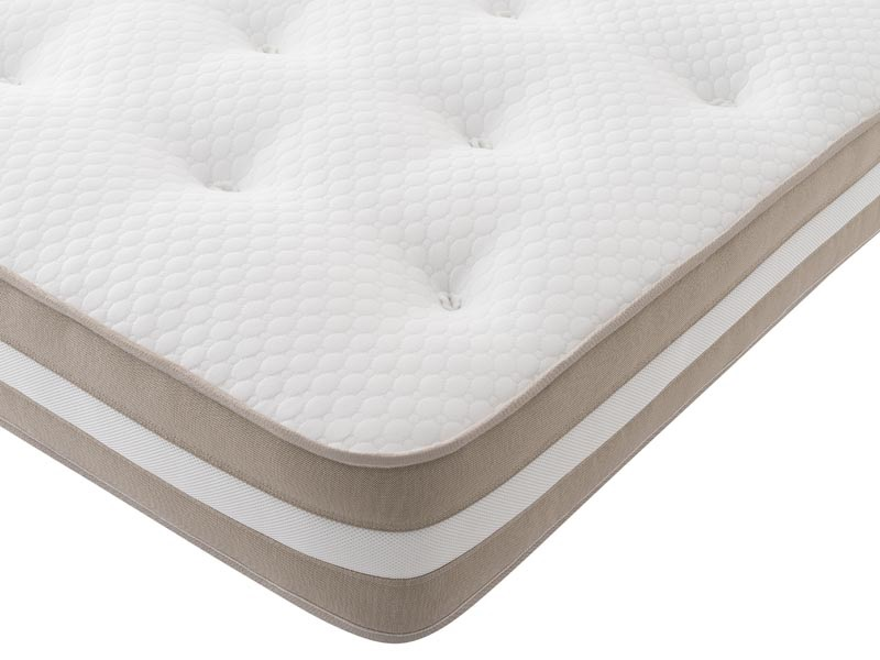 Silentnight Athens 4\' 6 Double Mattress Image0 Image