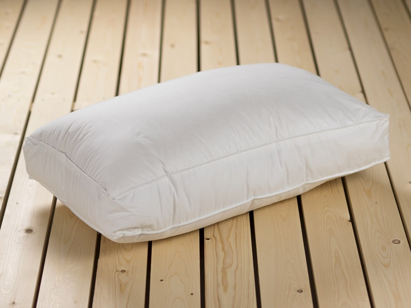 The Side Sleeper Feather Pillow Main Image