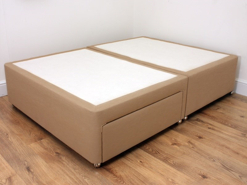 DMG 6678 Snuggle Executive Biscuit Divan Base Main Image