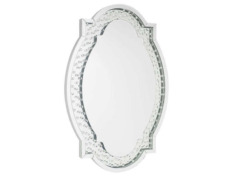 Valentina Oval Mirror Image0 Image