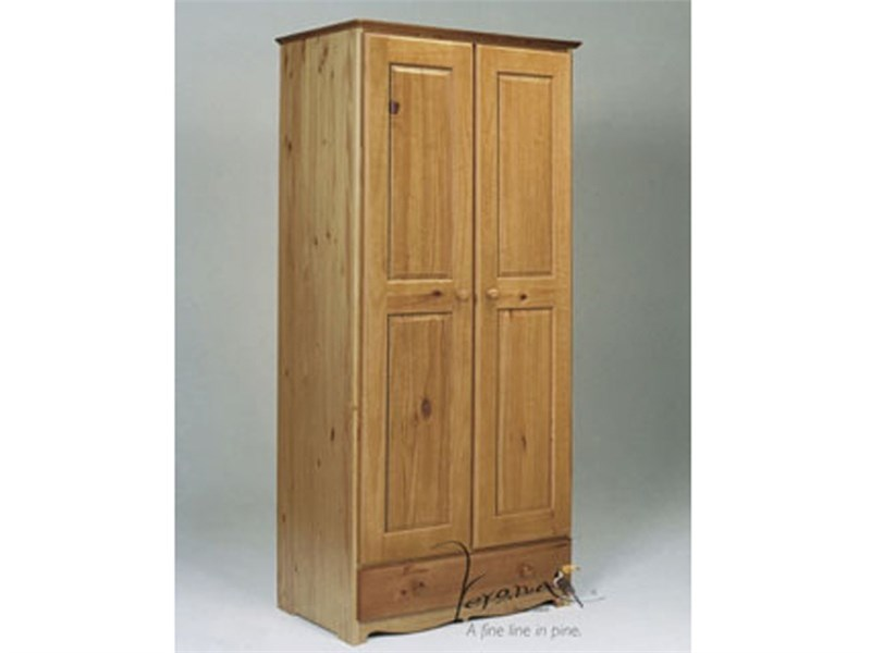Verona 2 Door Wardrobe & 1 Drawer Main Image